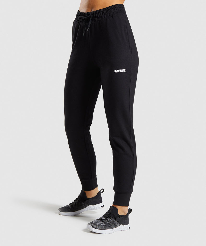 Gymshark Training Joggers - Black 1