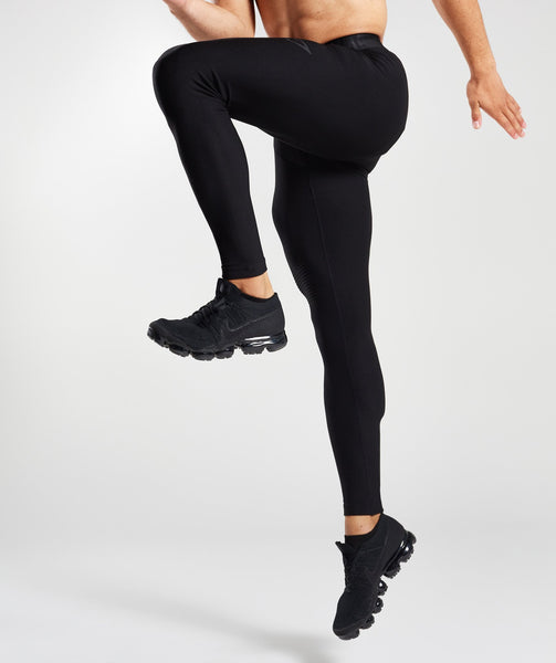 Gymshark Tech Leggings - Black 4