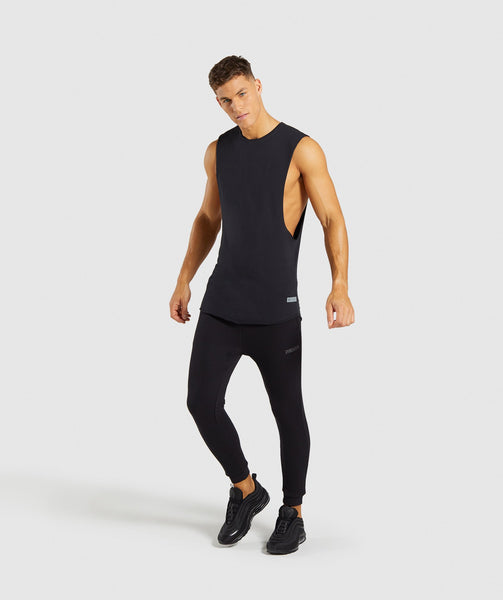 Gymshark Urban Bottoms - Black 3