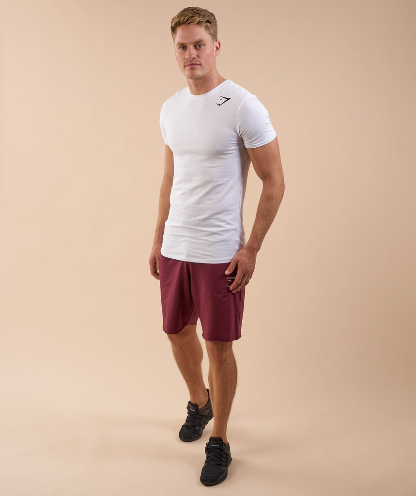 Gymshark Ark Shorts - Port