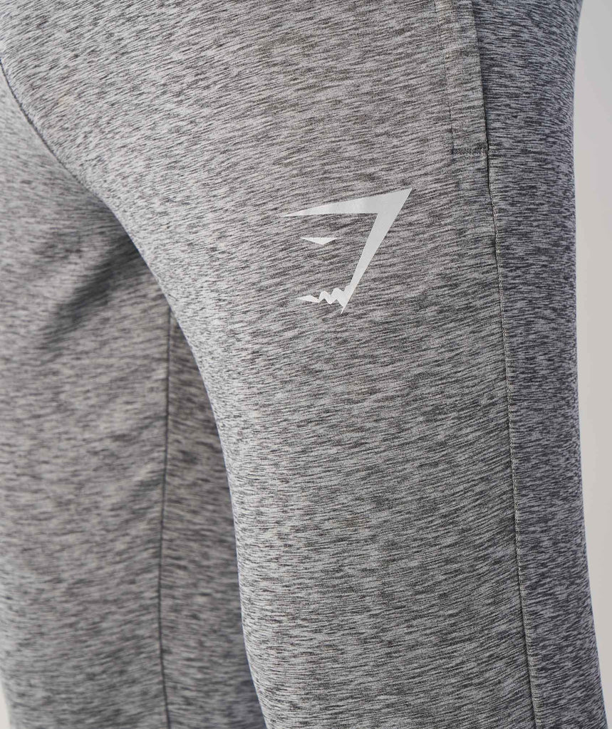 Gymshark Fallout Bottoms - Charcoal Marl 5