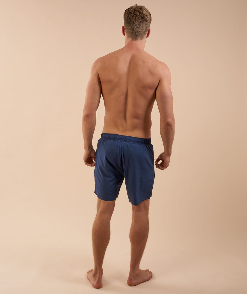 Gymshark Pacific Swimshorts - Sapphire Blue