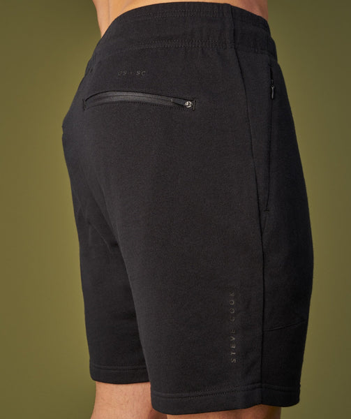 Gymshark Raw Shorts - Black 4