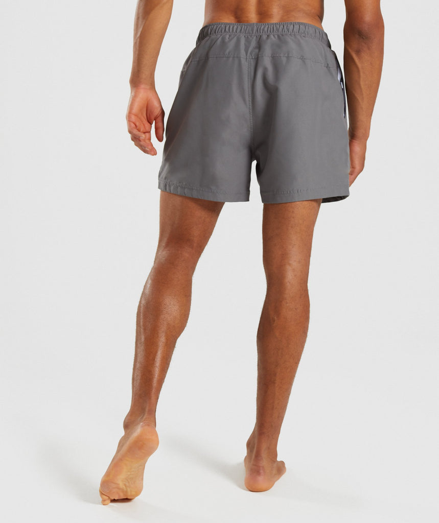 Gymshark Atlantic Swimshorts - Smokey Grey 2