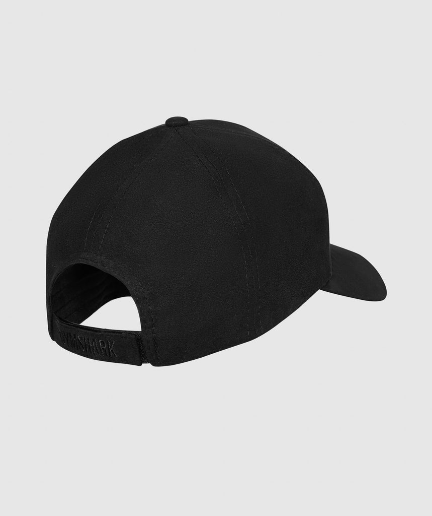 Gymshark Curved Cap - Black 2