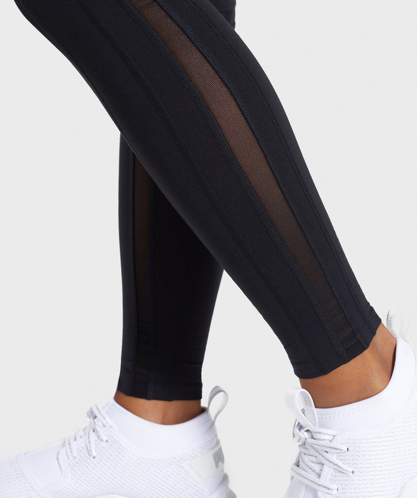 Gymshark Embody Leggings - Black 5