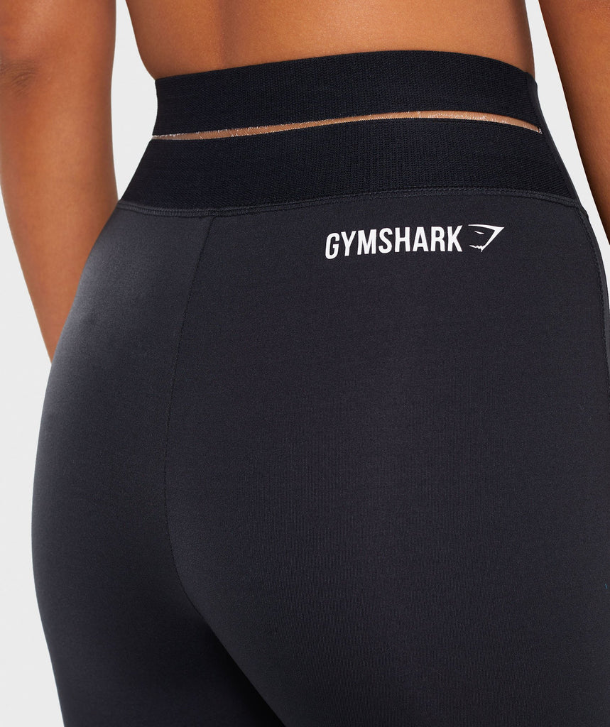 Gymshark Embody Leggings - Black 6