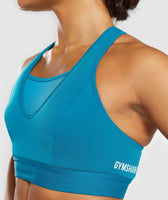 Gymshark Endurance Sports Bra - Deep Teal 11