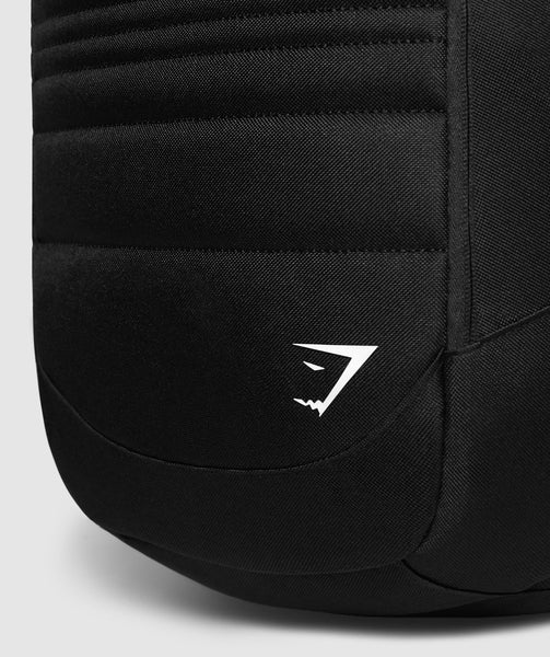 Gymshark GS Backpack - Black 3
