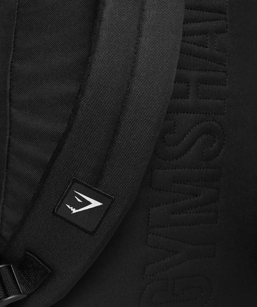 Gymshark GS Backpack - Black 5