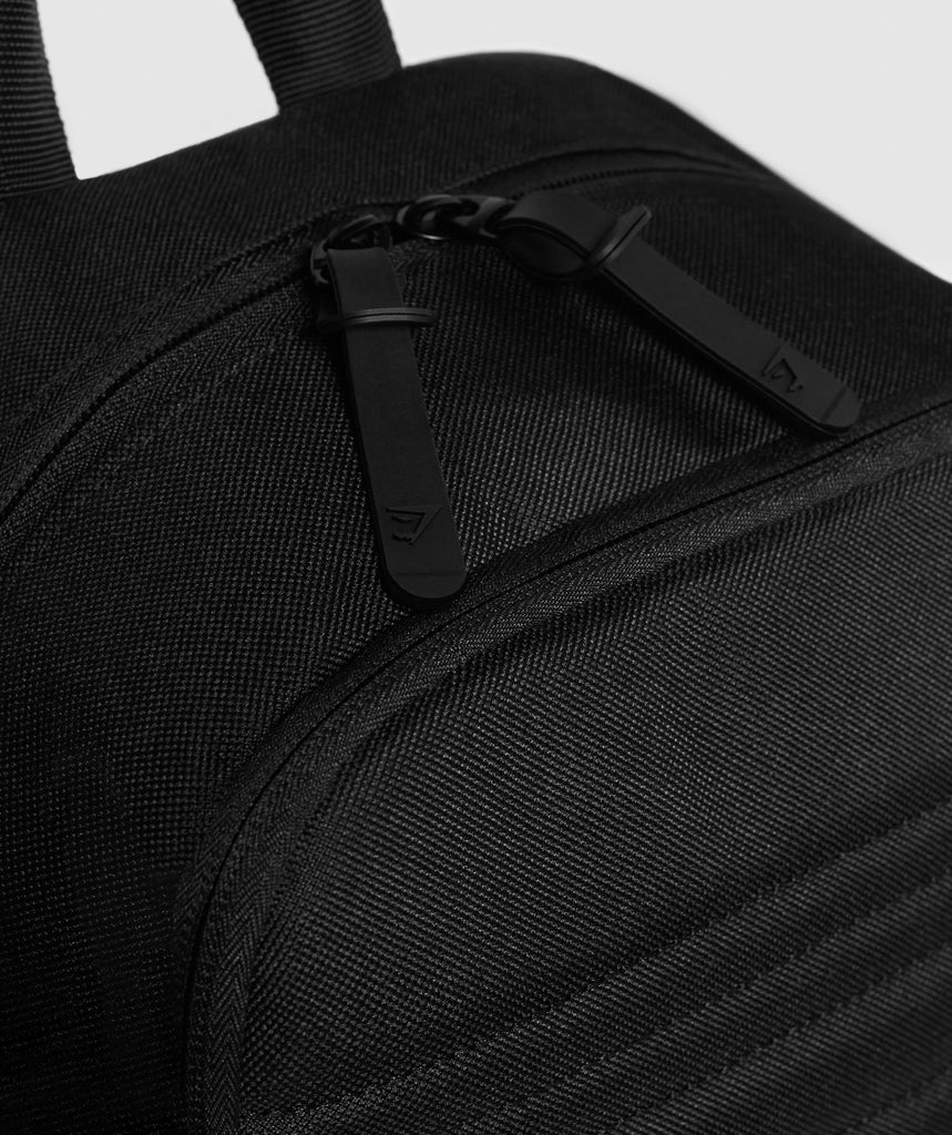 Gymshark GS Backpack - Black 6