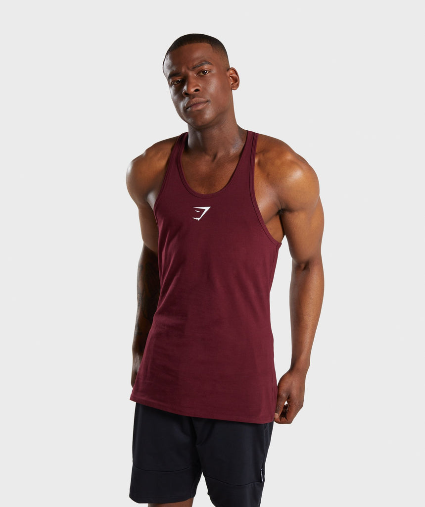 Gymshark Ion Stringer - Port 1