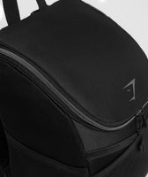 Gymshark Neoprene Lifestyle Backpack - Black 11