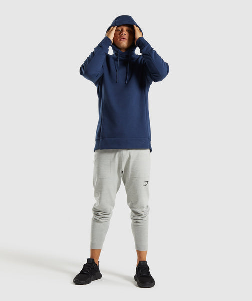 Gymshark Oversized Hoodie - Sapphire Blue 3