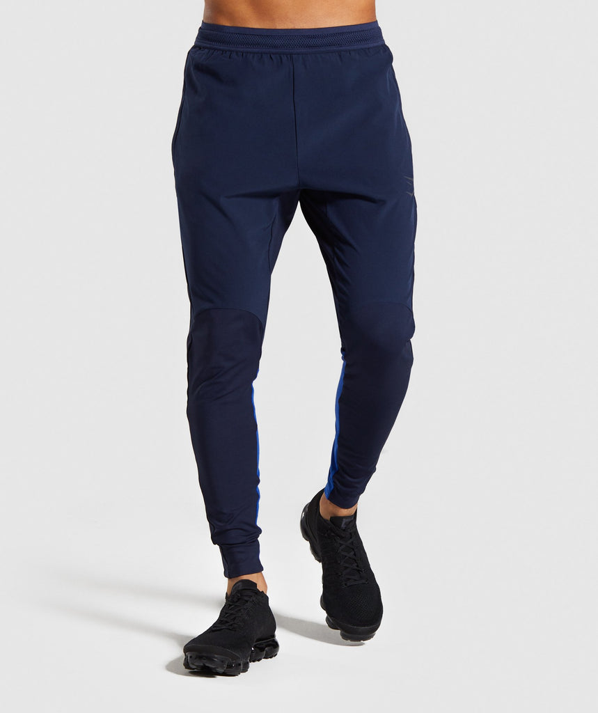 Gymshark Speed Joggers - Blue 1