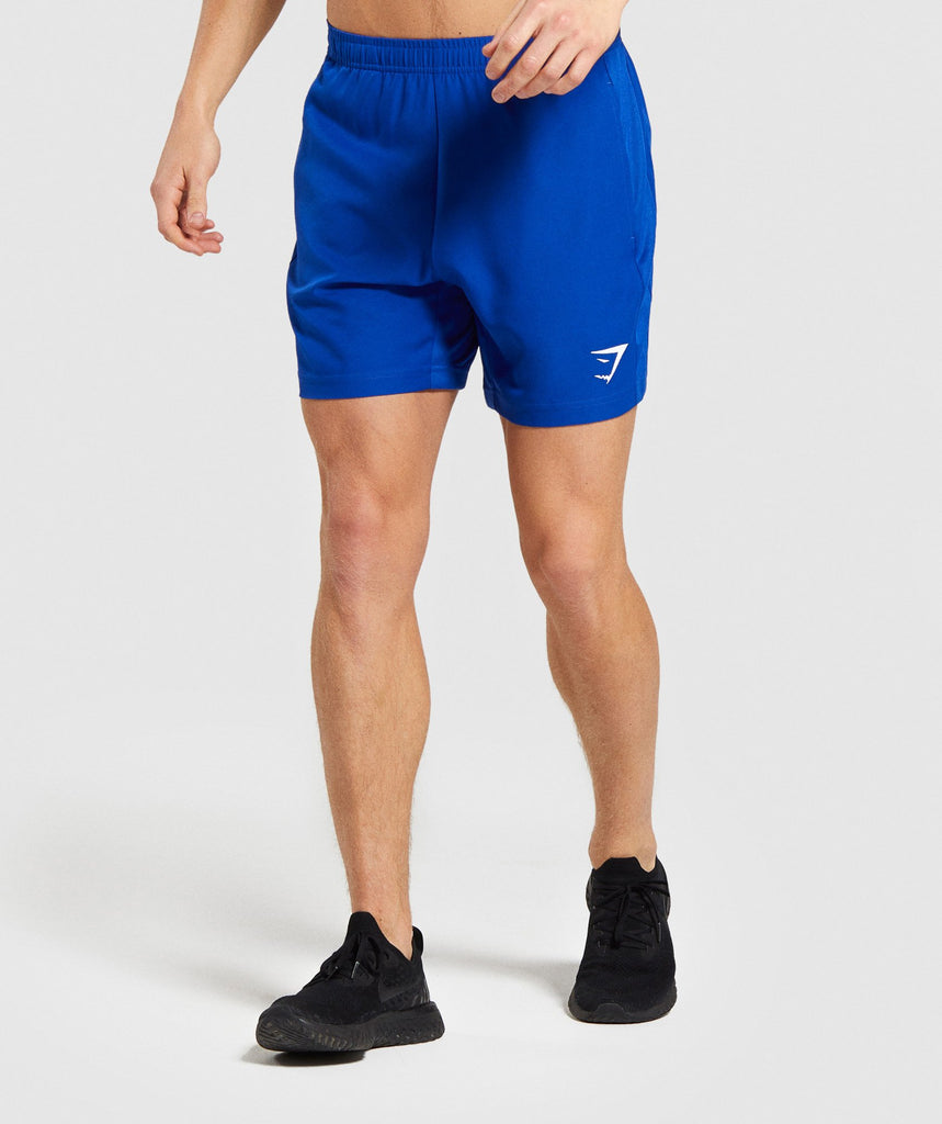 Gymshark Sport Shorts - Electric Blue 1