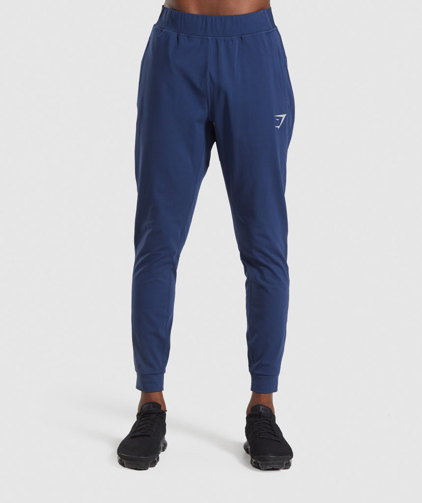 Gymshark Training Joggers - Blue 1