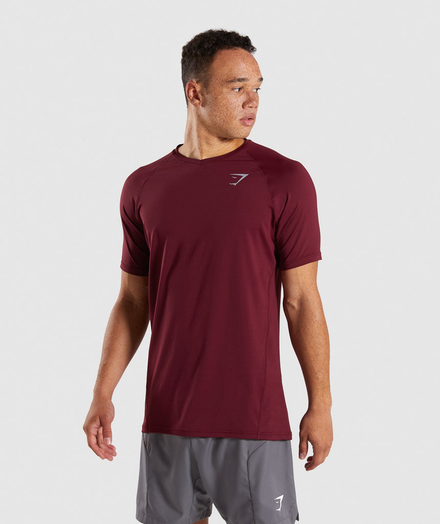 Gymshark Veer T-Shirt - Port 1