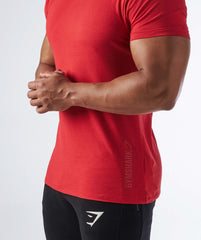 Gymshark Seamless Stealth T-Shirt - Charcoal