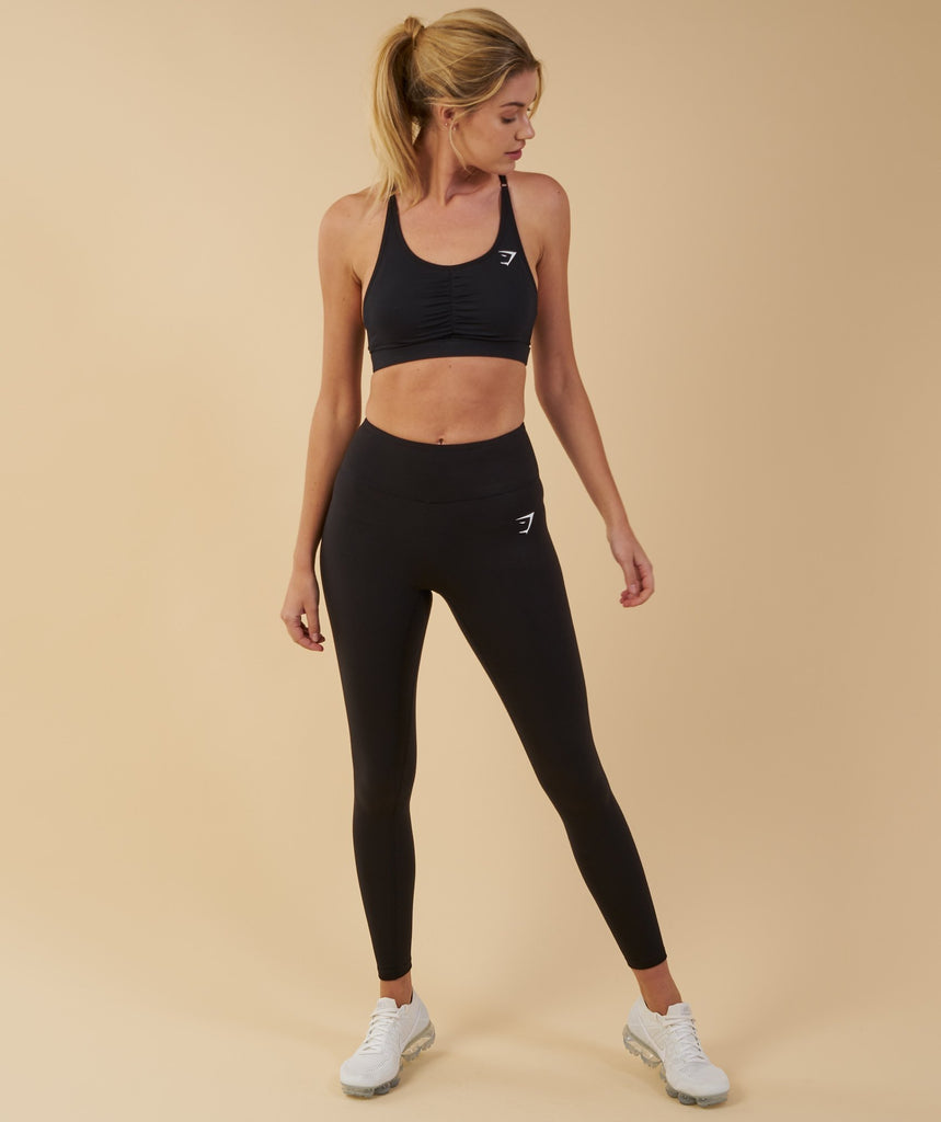 Gymshark Dreamy Leggings - Black 6