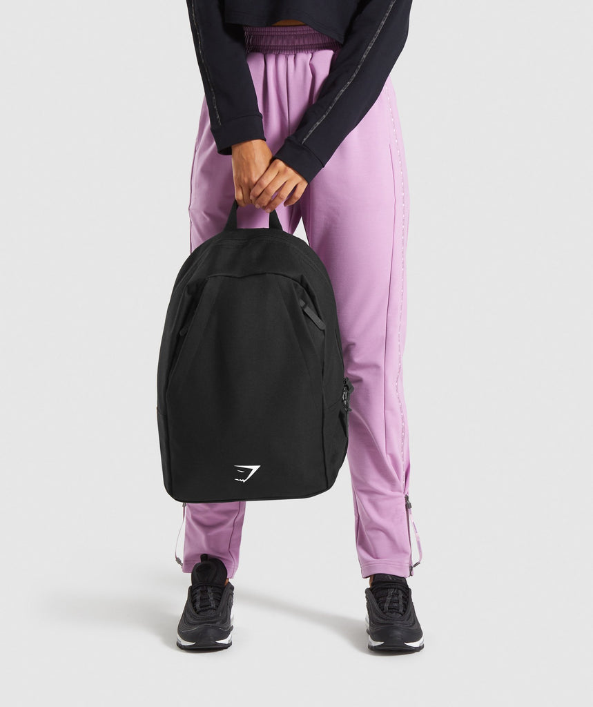 Gymshark Academy Backpack - Black 1