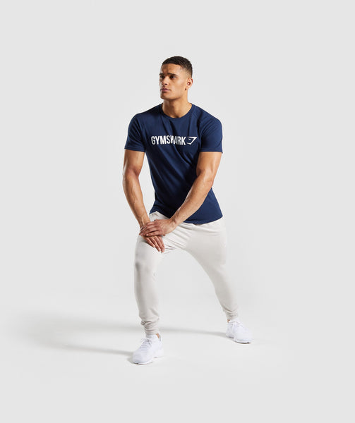 Gymshark Apollo T-Shirt - Blue 3