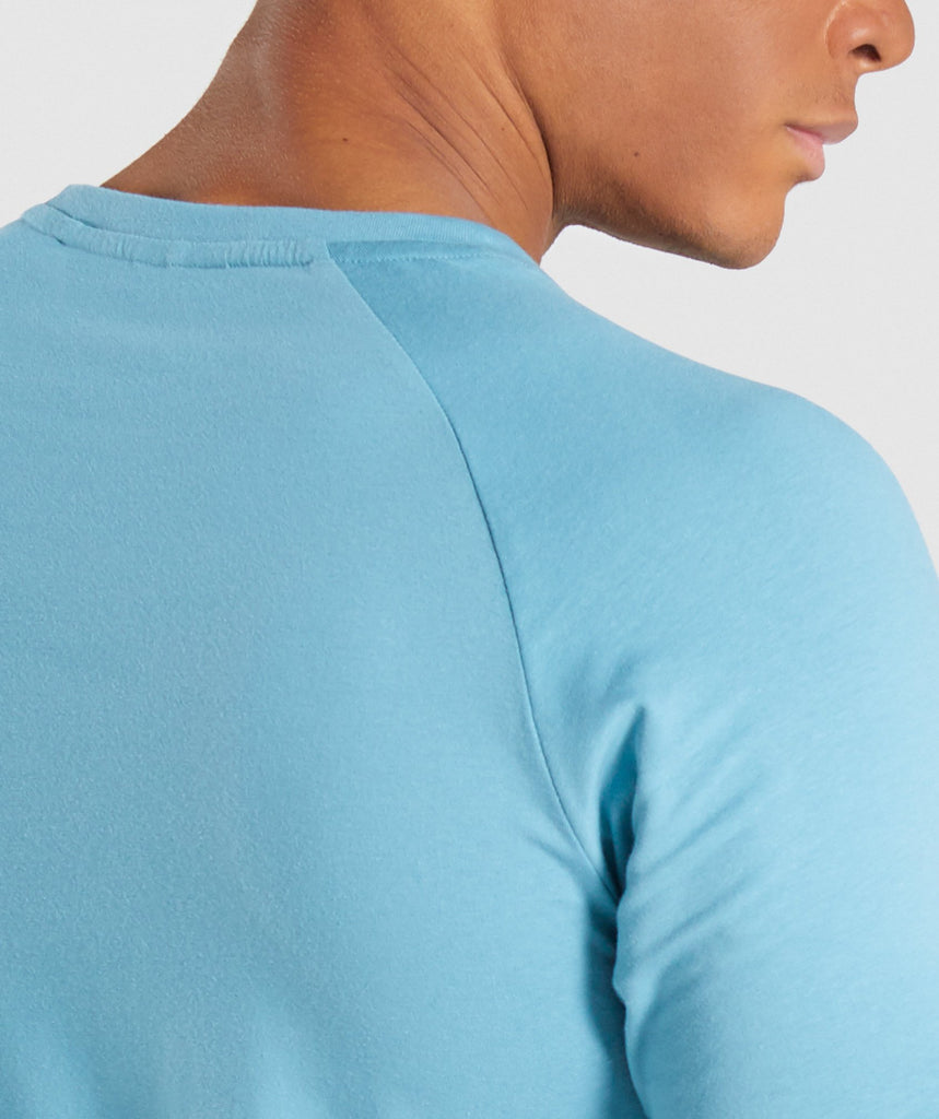 Gymshark Apollo T-Shirt - Dusky Teal 6