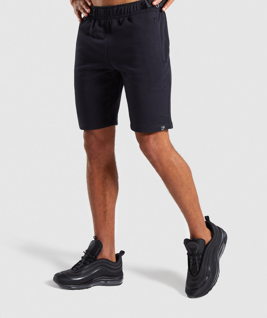 Gymshark Carbon Shorts - Black 1