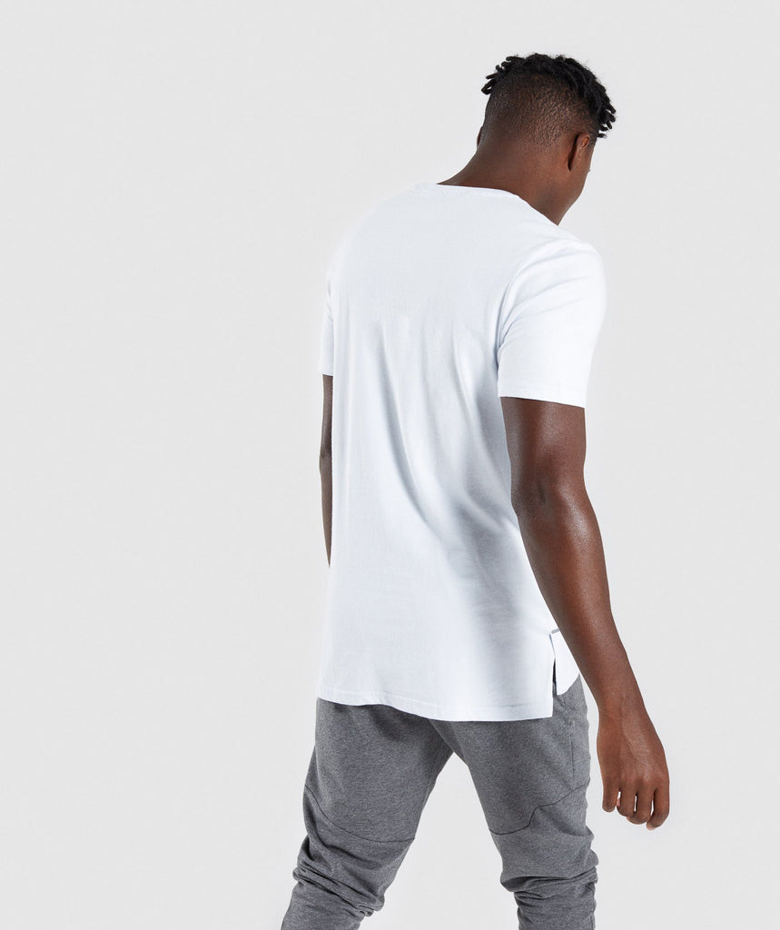 Gymshark City T-Shirt - Clear Water 2