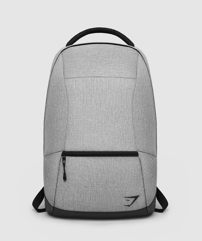 Gymshark Convex Backpack - Light Grey 2
