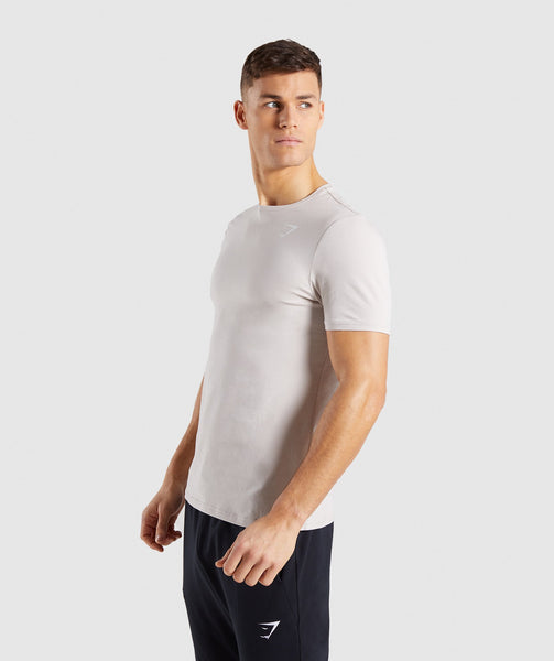 Gymshark Critical T-Shirt - Grey 2