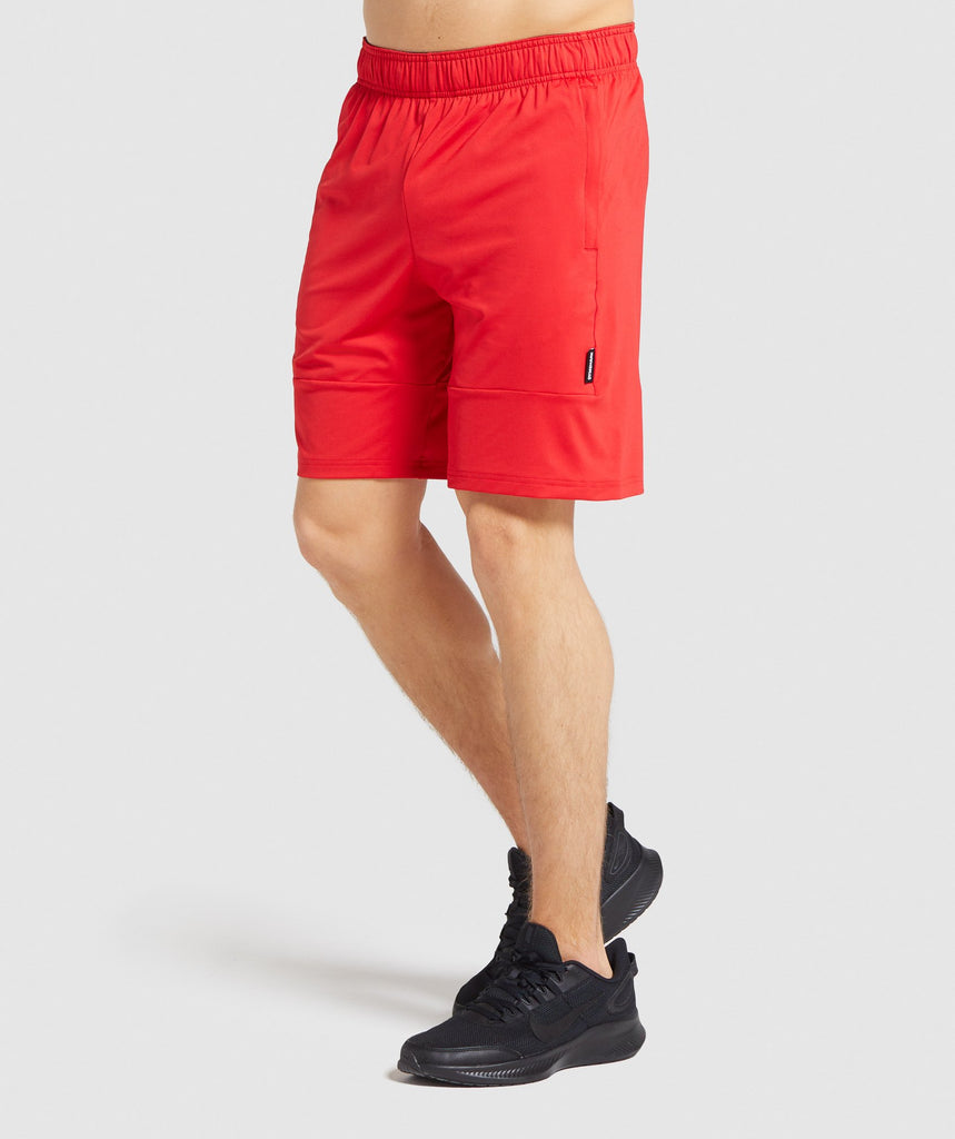Gymshark Element Shorts - Red 1