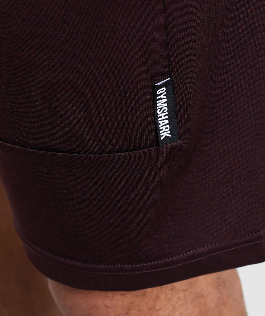 Gymshark Element Shorts - Ox Red 5