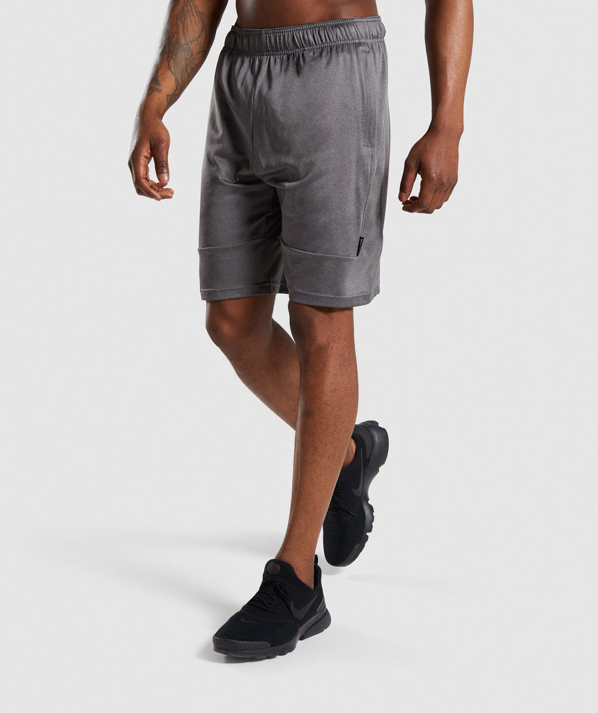 Gymshark Element Shorts - Grey 1