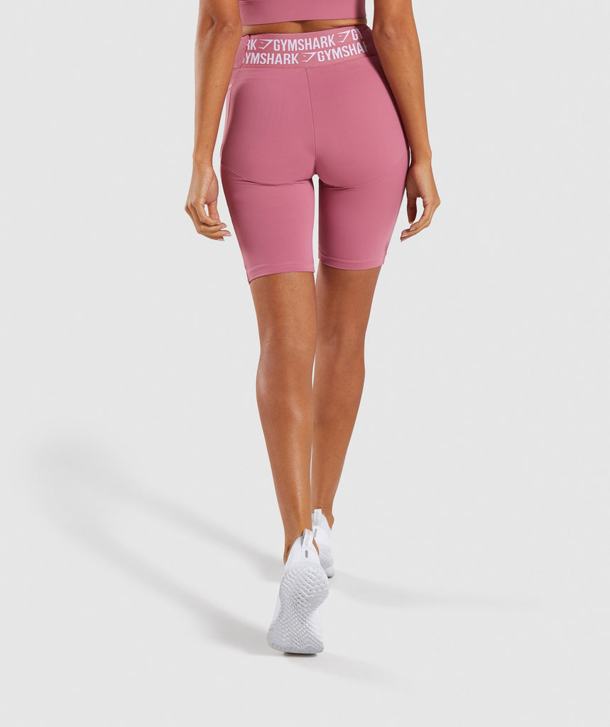 Gymshark Elevate Cycling Short - Dusky Pink 2