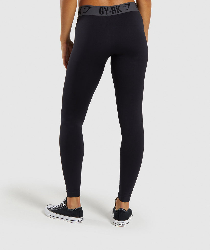 Gymshark Fit Leggings - Black 2