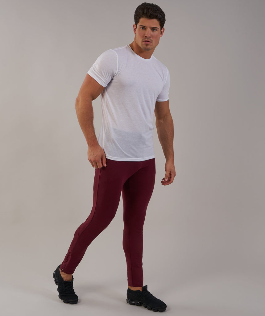 Gymshark Fit Tapered Bottoms - Port 1
