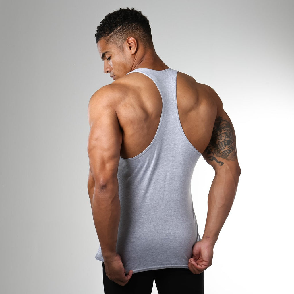 Gymshark Fitness Gym Stringer - Grey