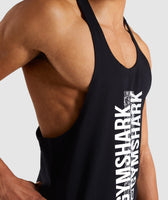 Gymshark Ascend Stringer - Black 12