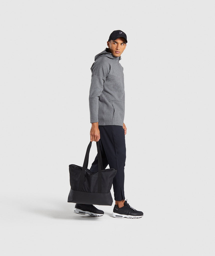 Gymshark Tote Bag - Black 1