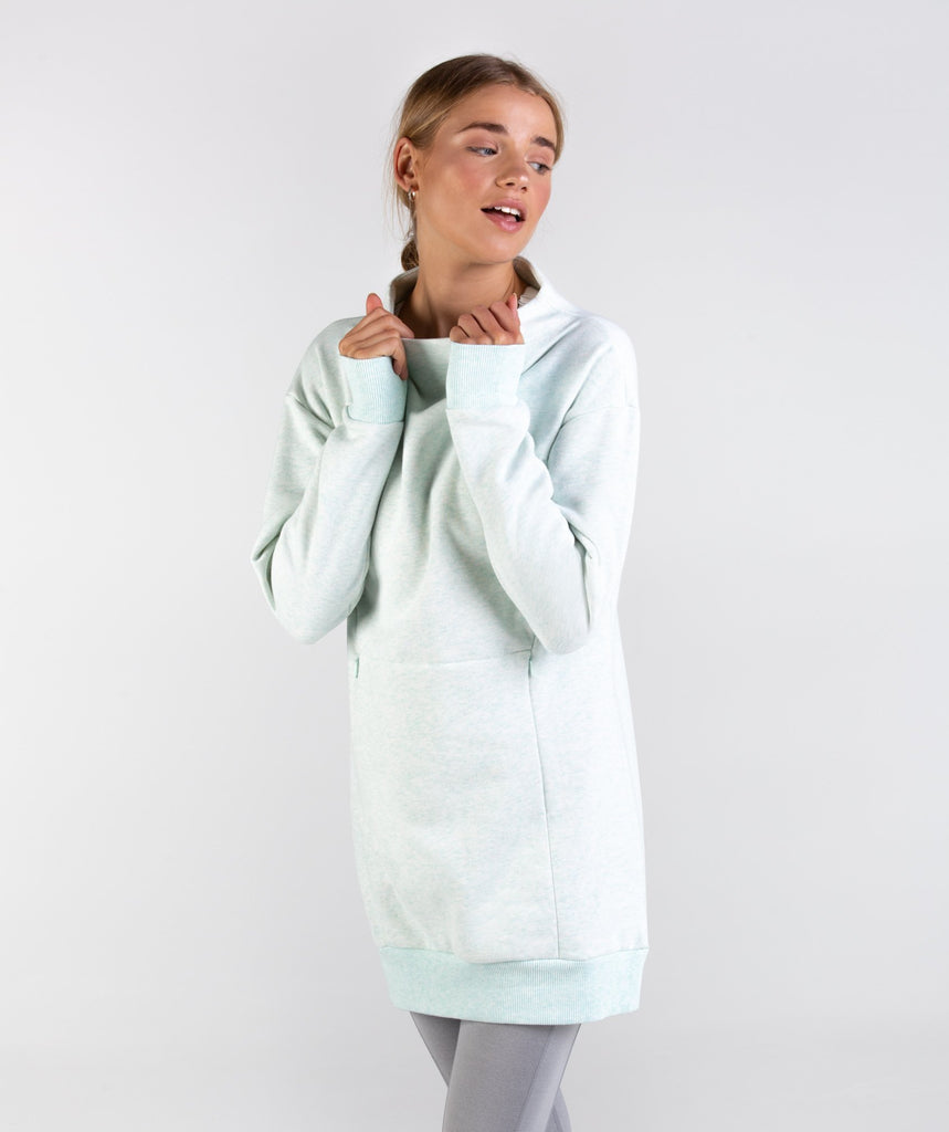 Gymshark So Soft Sweater - Sea Foam Green 1