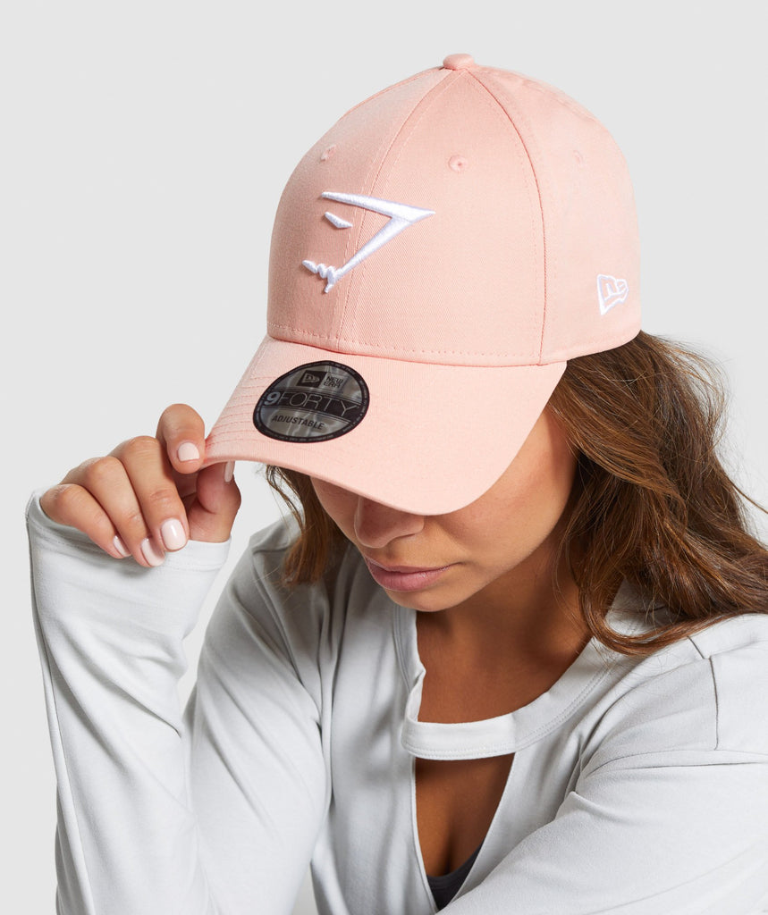 Gymshark New Era 9FORTY Adjustable - Pink 1