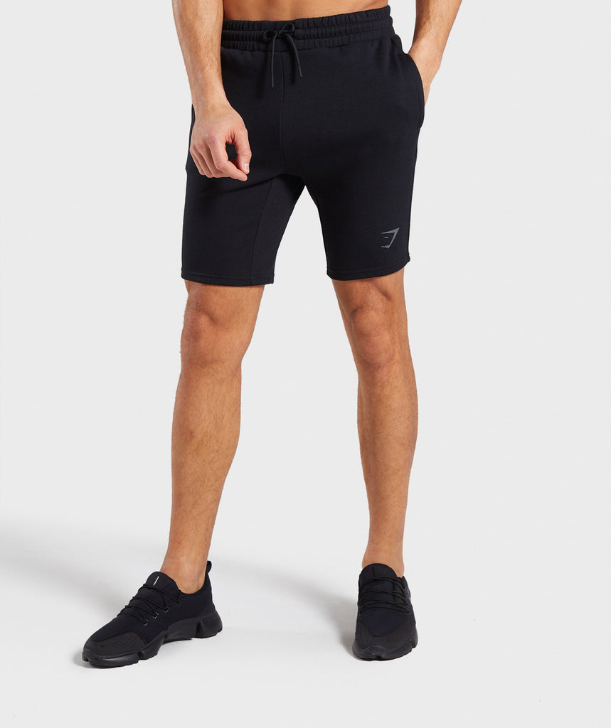 Gymshark Orbit Short - Black 1