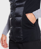 Gymshark Power Lightweight Gilet - Black 11