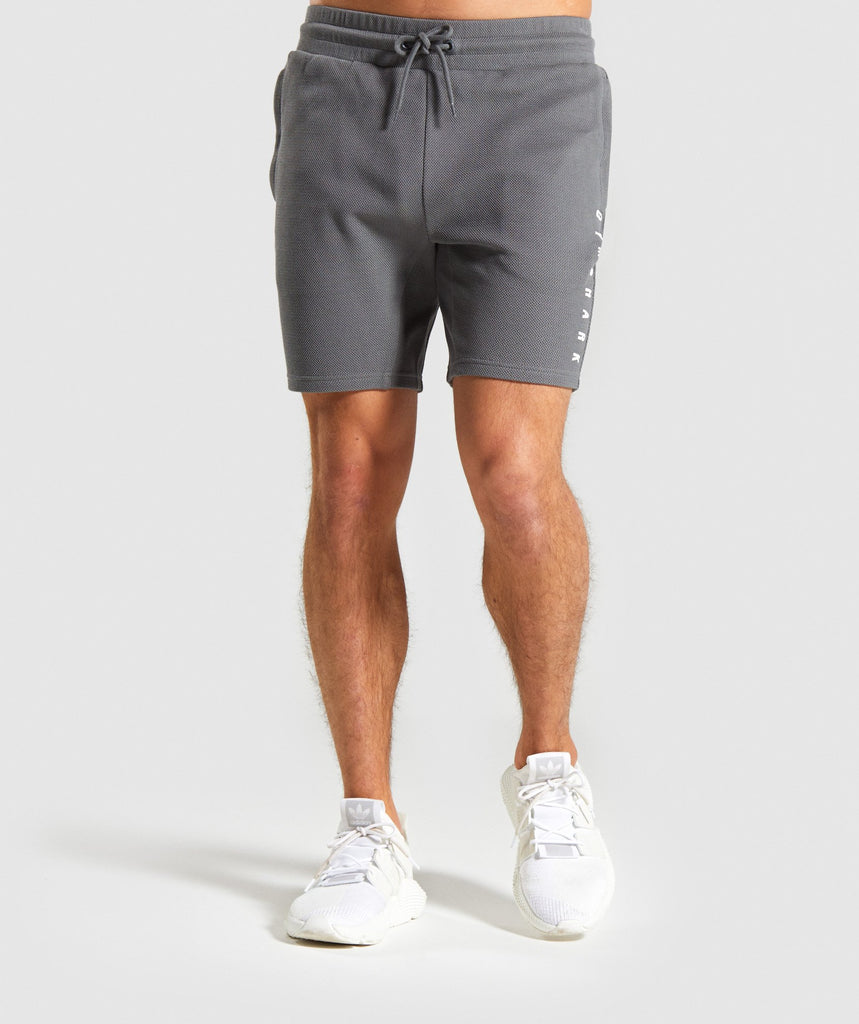 Gymshark Recharge Shorts - Grey 1