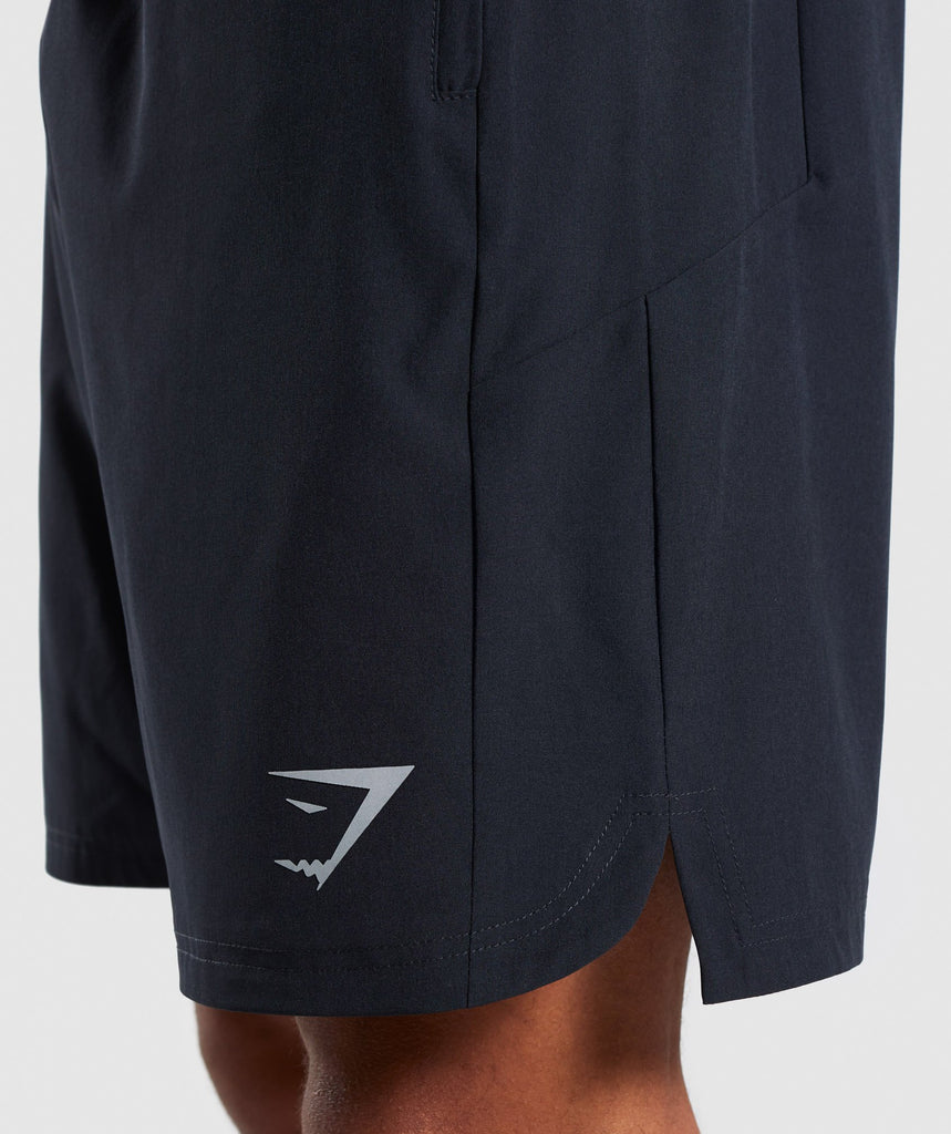 Gymshark Running Shorts - Black 6