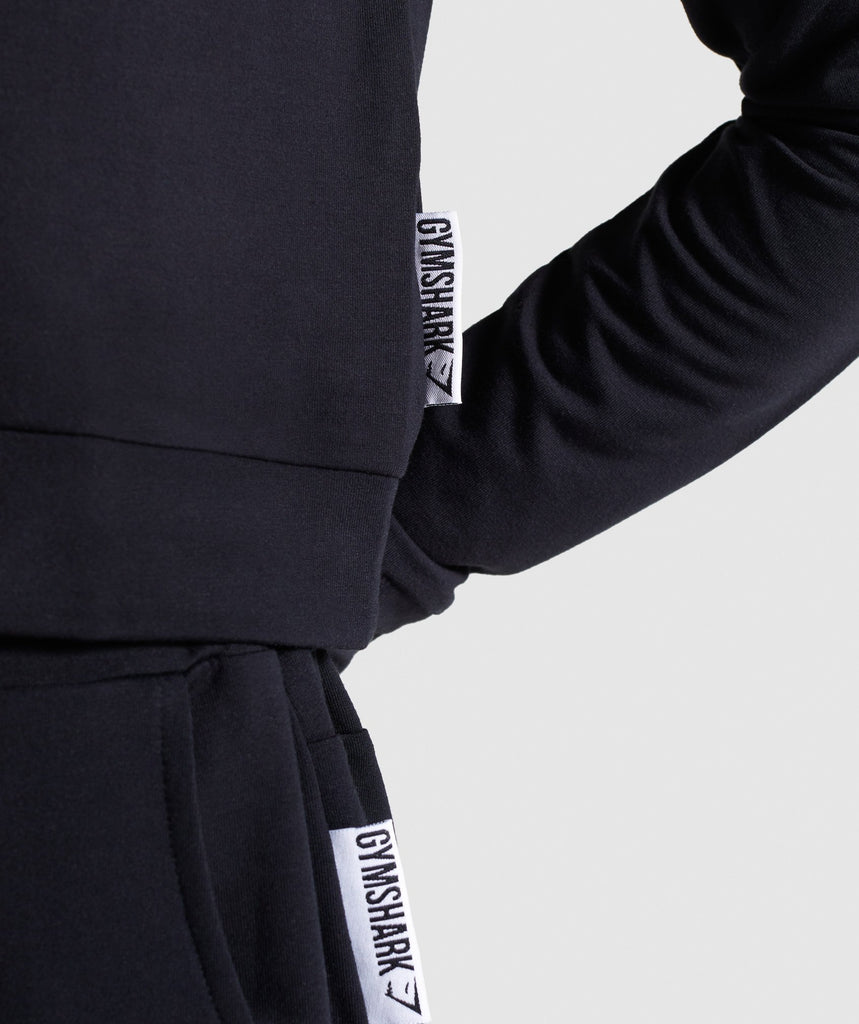 Gymshark Solace Sweater 2.0 - Black 5