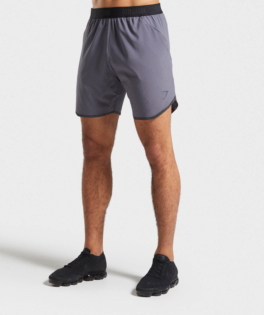Gymshark Tech Shorts - Slate Grey 1