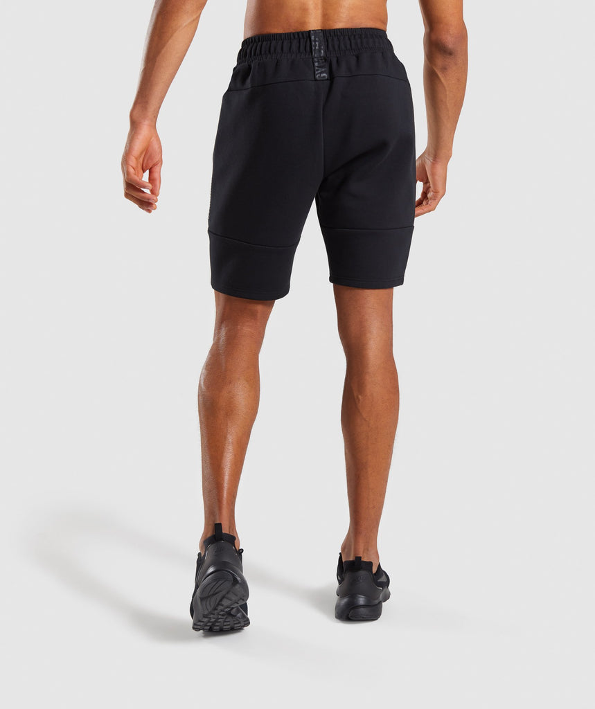 Gymshark Ultra Shorts - Black 2