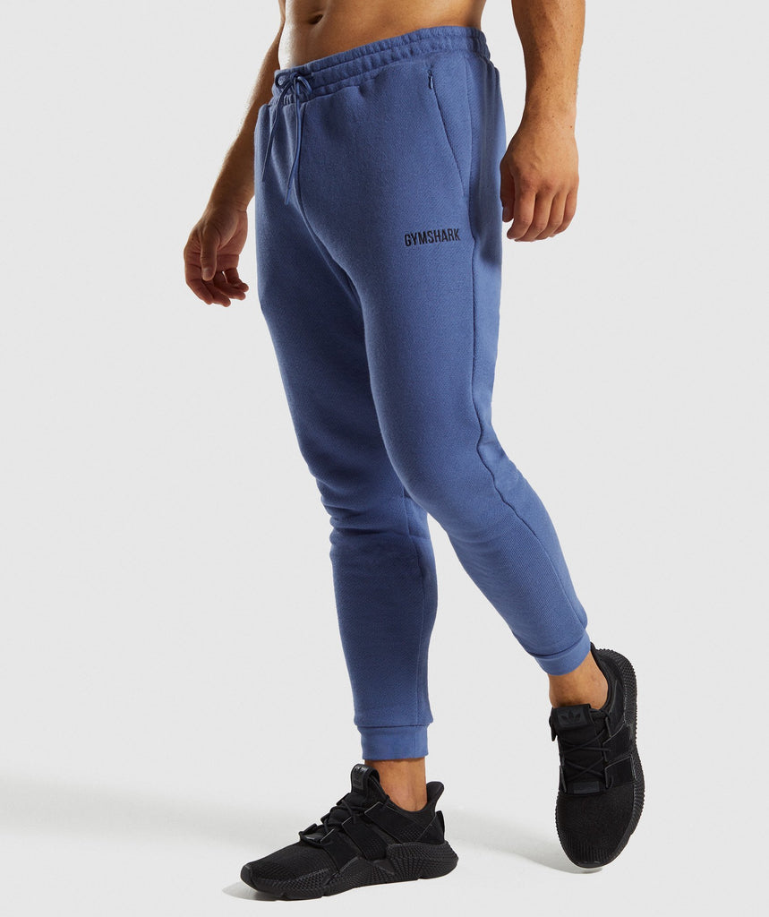 Gymshark Urban Bottoms - Oxford Blue 4